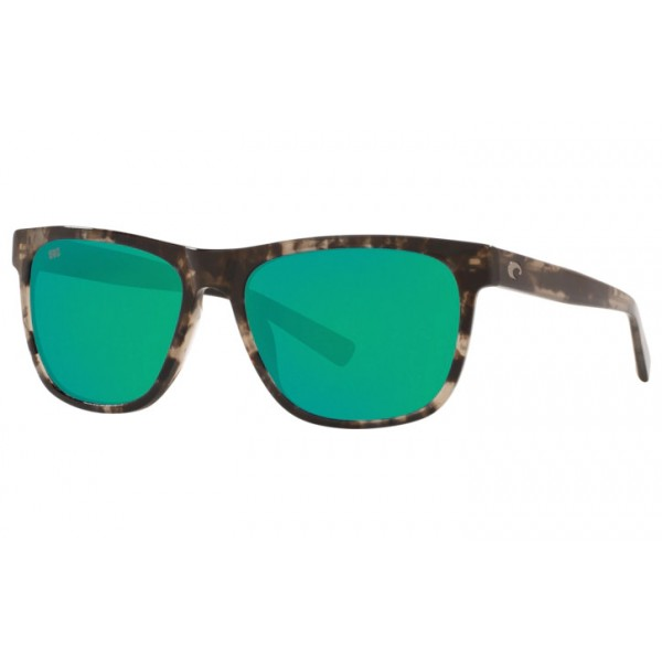 NEW Costa Apalach Sunglasses Black Kelp Green Mirror 580G Glass AUTHENTIC OGMGLP
